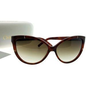 CE620S-218-59 Cat Eye Women Tortoise Sunglasses